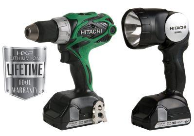 Hitachi DS18DSAL Drill