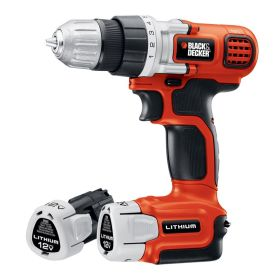 Black and Decker LDX112C Drill