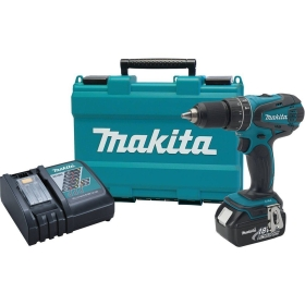 Makita XPH012 18V LXT Lithium-Ion Cordless Hammer Driver-Drill Kit